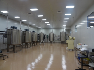 Food Processing Production Room W-Flow