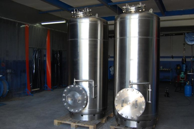 Activated Carbon Tank (Water System)