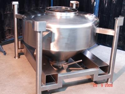 400 Liters IBC Flowbin Container