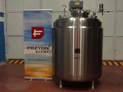Mixer Process Tank - W-Flow