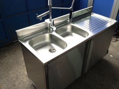 Stainless Steel Washing Sinks