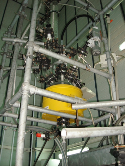 Gold Purification Reactor