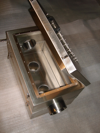 Stainless Steel Test Cabinets