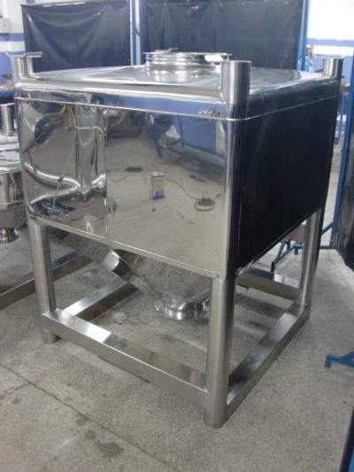 1000 Liters IBC Flowbin Container