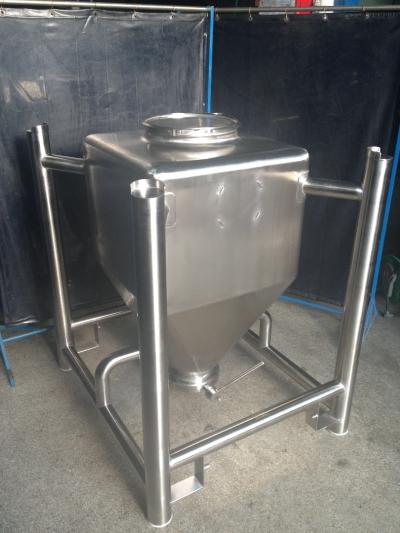 250 Liters IBC Flowbin Container