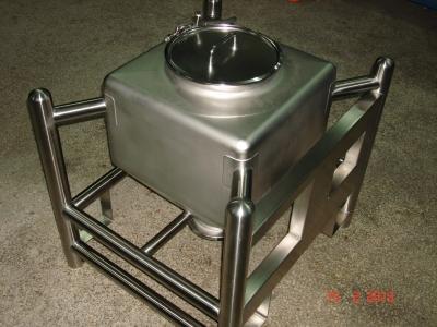 100 Liters IBC Flowbin Container
