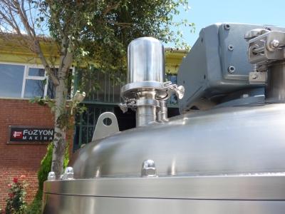 Atmospheric Pressure Tanks