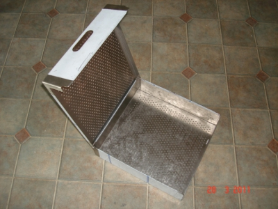 Lamp Lyophilizator and Autoclave Trays
