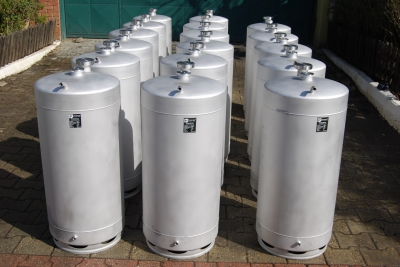 Pressure Product Tanks